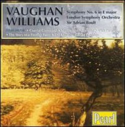 Vaughan Williams: Symphony no. 6, Film Music