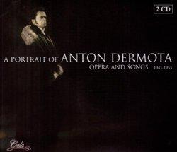 A Portrait of Anton Dermota