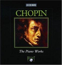 Chopin: The Piano Works [Box Set]