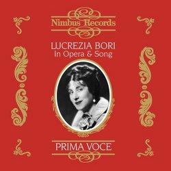 Lucrezia Bori in Song