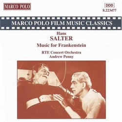 Salter: Music For Frankenstein