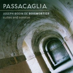 Boismortier: Suites and Sonatas