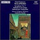 Symphony 7 / Sinfonia in Un Tempo & Per Antigenida