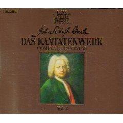 Bach: Complete Cantatas/Das Kantatenwerk, Volume 2 (Kantate 5-8)