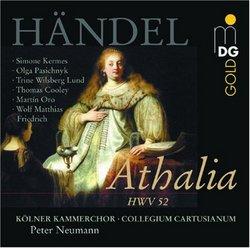 Handel - Athalia