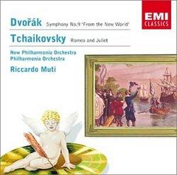 Dvorák: Symphony No. 9; Tchaikovsky: Romeo & Juliet