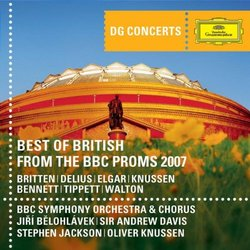 Best of British: From the Proms 2007