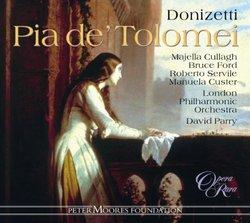 Donizetti: Pia de' Tolomei