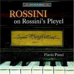 Rossini on Rossini's Pleyel