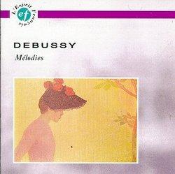 Debussy - Mélodies / Ameling · Mesplé · Command · Souzay · von Stade · Baldwin