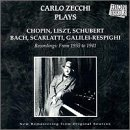 Carlo Zecchi Plays
