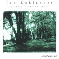 Vol. 3-Piano Landscapes