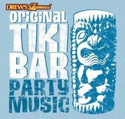 Original Tiki Bar Party Music CD