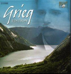 Grieg: Centenary Edition