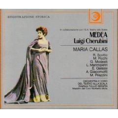Luigi Cherubini - Medea w Callas Scotto Picchi (2 CDs) (Dischi Ricordi)