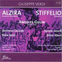 Verdi: Alzira, Stiffelio
