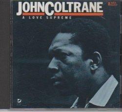 Love Supreme by John Coltrane