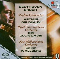 Beethoven, Bruch Violin Concertos (Hybr)