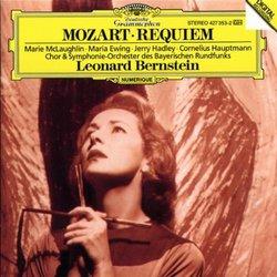 Mozart - Requiem / McLaughlin, M. Ewing, Hauptmann, Bayerischen Rundfunks, Bernstein
