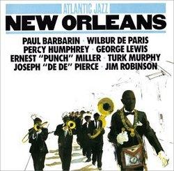 Atlantic Jazz: New Orleans { Various Artists }