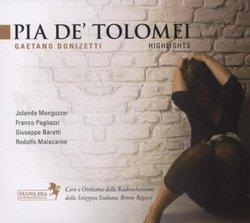 Pia De' Tolomei (Highlights)