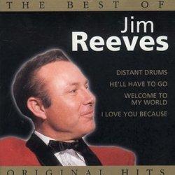 The Best of Jim Reeves - Original Hits, Vol. 1