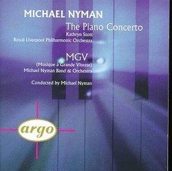 Piano Concerto / Musique a Grande Vitesse