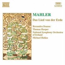 Mahler - Das Lied von der Erde / Donose · T. Harper · Halasz
