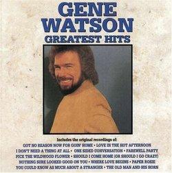 Gene Watson : Greatest Hits