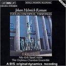 Roman: 3 Violin Concertos/ 3 Sinfonias