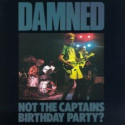 Not the Captain's Birthday Party