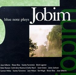 Blue Note Plays Jobim [Includes Jobim As Director]