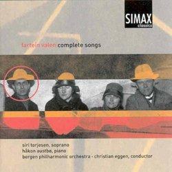 Fartein Valen: Complete Songs