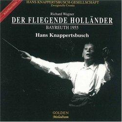Wagner: Der Fliegende Hollander (Flying Dutchman) / Knappertsbusch, Uhde, Varnay, Windgassen, et al