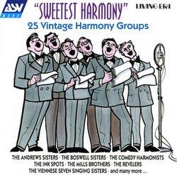 Sweetest Harmony