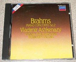 Brahms: Piano Concerto No. 2 - Vladimir Ashkenazy