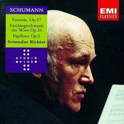 Sviatoslav Richter Plays Schumann: Fantasie Op17