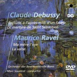 Debussy/Ravel: Orchestral Works