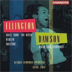 "Dawson: Negro Folk Symphony; Ellington: Suite From the ""River,"" ""Solitude"""