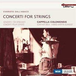 Evaristo dall'Abaco: Concerto for Strings