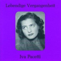 Lebendige Vergangenheit: Iva Pacetti