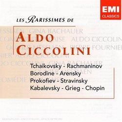 Les Rarissimes de Aldo Ciccolini