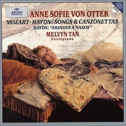 Mozart: Songs and Canzonettas/Haydn: Songs