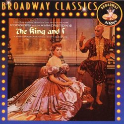 The King And I: From The Soundtrack Of The Motion Picture (1956 Film) [Soundtrack]