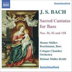 J.S. Bach: Sacred Cantatas for Bass
