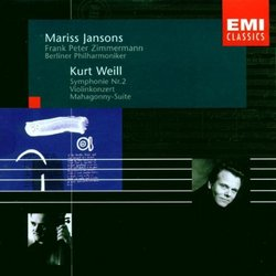 Weill: Symphony No.2, etc.