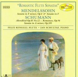 Romantic Flute Sonatas
