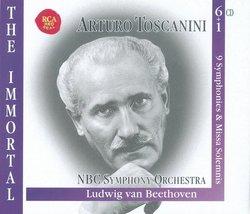 Beethoven: 9 Symphonies; Missa Solemnis (Box Set)