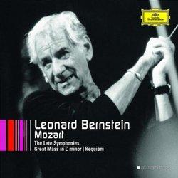 Mozart: The late Symphonies; Great Mass in C minor; Requiem [Box Set]