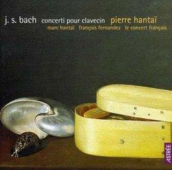 Bach: Concerti pour clavecin BWV 1044, 1052, 1054